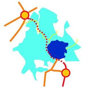 图文:东湖通道新方案:全程隧道