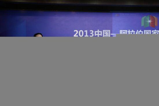 2013中国・阿拉伯国家广播电视论坛在银川举行(组图)