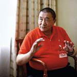 第七世珠康活佛谈成为活佛条件:需政府批准(图)
