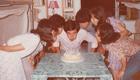 第一次吃烧烤吃蛋糕