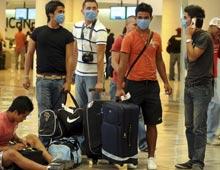 墨西哥暴发猪流感
