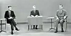 肯尼迪与尼克松竞争美国总统