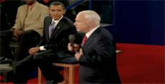 麦凯恩指责奥巴欲增加民众税务负担