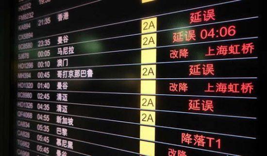 民航飞机到底怕不怕台风?