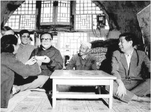 国家领导人执政路的历史呼应图片