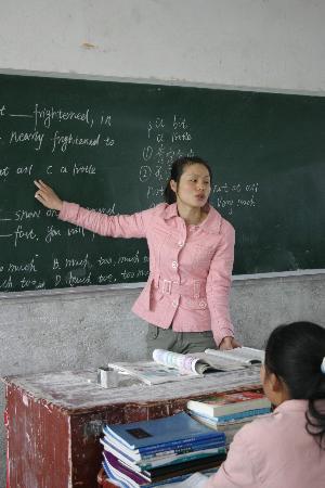2007感动中国年度人物推荐:陈敬道(图)