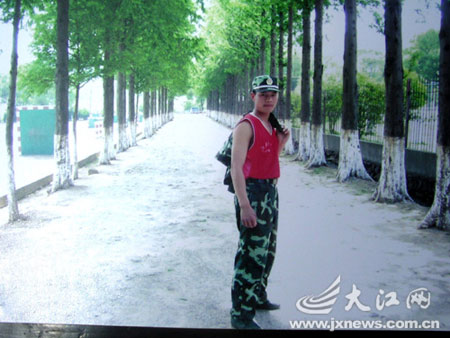 2007感动中国年度人物推荐:冯彪(图)