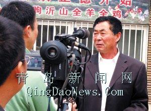 2007感动中国年度人物推荐:王明殿(图)