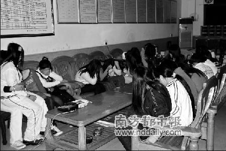 22名女工被拐骗出厂卖淫(图)_新闻中心_新浪网