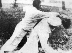 72年前武术从南京走向世界