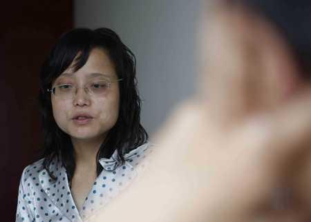 女教师4次闯进危楼救出52个儿童