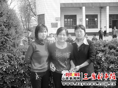 万荣:三名女教师歹徒刀下救了俩学生(图)_新闻