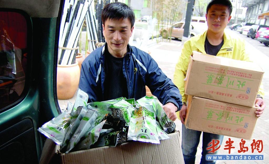 20余商家争卖北川茶+各区市经销商本周内确定