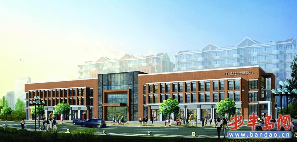 原理打造建筑创意产业园抚顺路将建设计院室内设计四方上图片