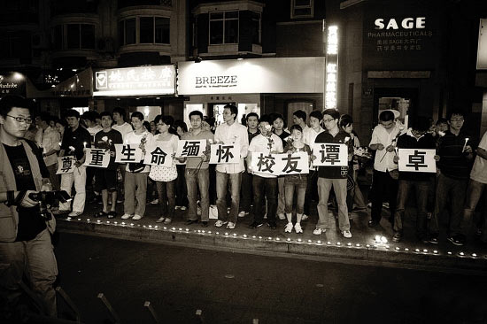 律师称杭州飙车案肇事者因高额赔偿可能获轻判