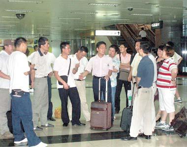 一场航班延误 考验南宁吴圩国际机场危机攻关能力
