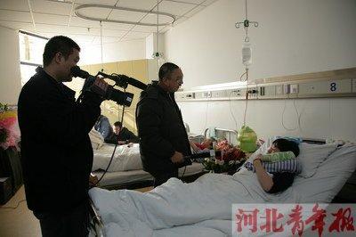 报社副总编疑遭报复续:病床上讲述被殴打经过