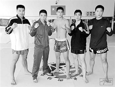 中泰拳赛今夜上演少林峨眉均未参加(图)