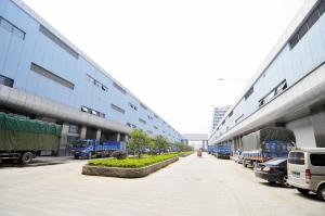 宁波市水产品批发市场建成 年底有望开业