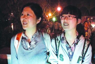 一路相伴,这31公里成了母女俩共同的回忆。