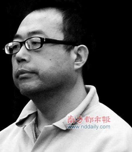 去年12月,罗湖区人民法院裁定宋山木强奸罪名成立,判有期徒刑4年。南都记者徐文阁摄