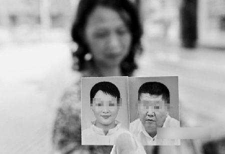 高某玉母亲出示女儿与李某东的照片。