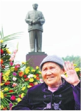 湖南选出十大寿星最长者117岁(图)