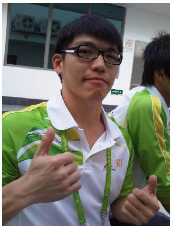 图文:暨南大学马来西亚留学生张顺华图片