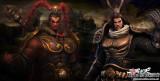 《三国之天》游戏原画