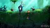 《雷曼起源》最新游戏画面