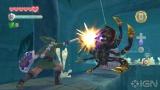 《塞尔达传说:天空之剑》最新游戏画面