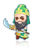 《QQ三国》游戏原画