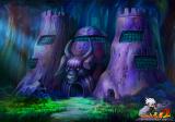小小忍者2游戏原画