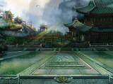 《盛世九州》游戏原画