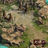 《大三国志》游戏原画