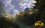 《天地决》游戏场景