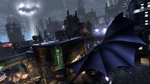 《蝙蝠侠:阿甘之城》最新图集