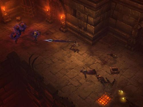 《暗黑破坏神3》新职业恶魔猎手截图
