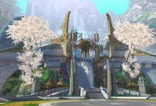 永恒之塔2进军龙界天族封测游记始动