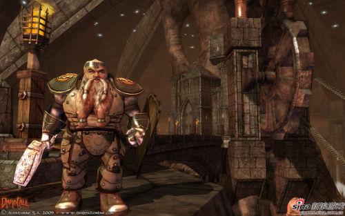 《黑暗降临》游戏截图2