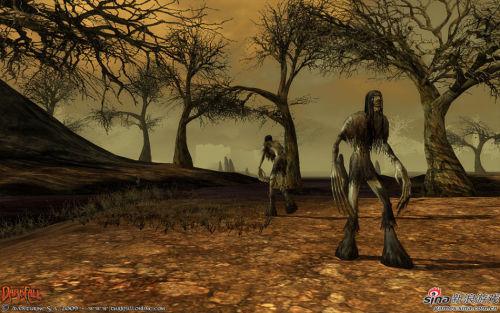 《黑暗降临》游戏截图3