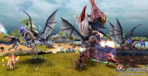 《龙之心》游戏截图