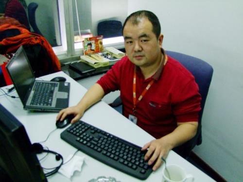 空中网北京游戏事业部总经理刘博