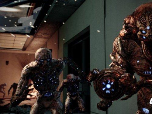《质量效应3》新图