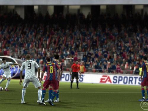 《FIFA 12》新图
