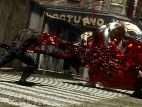 所有从现在起至2011年9月1日之间在gamestop网站预购《虐杀原形2》的