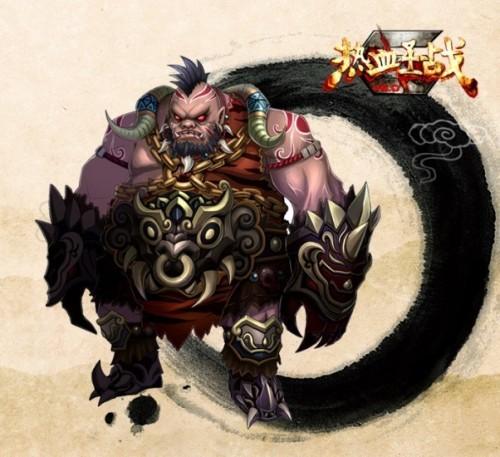 热血圣战--虎贲