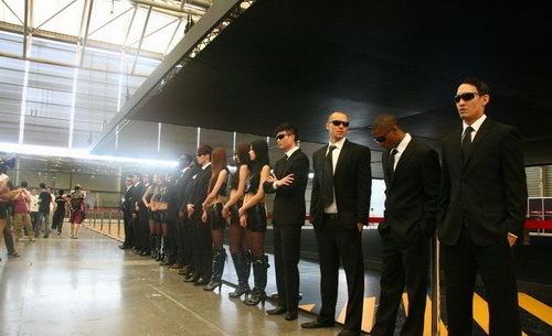 2010年ChinaJoy的九城展台
