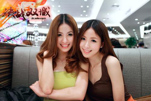 双胞胎Showgirl