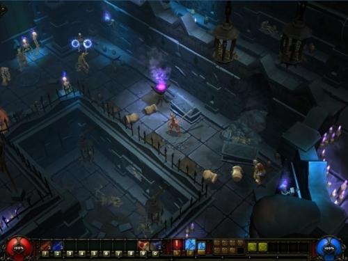 《火炬之光2》游戏截图